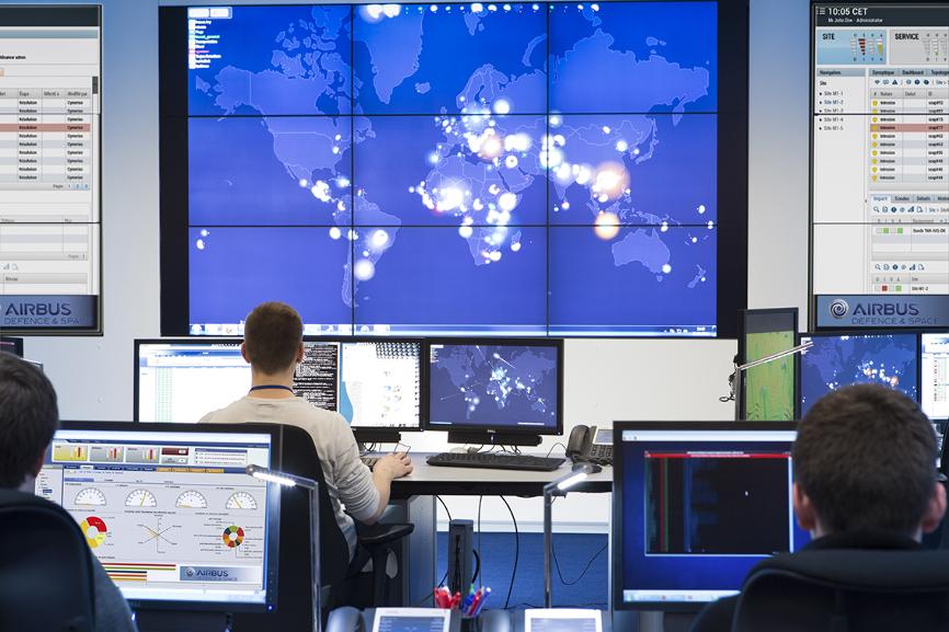 Airbus se lance dans la cybersécurité pour le transport aérien – Air&Cosmos