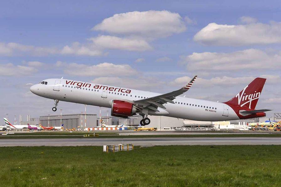 Airbus livre son premier A321neo, le monocouloir nouvelle génération