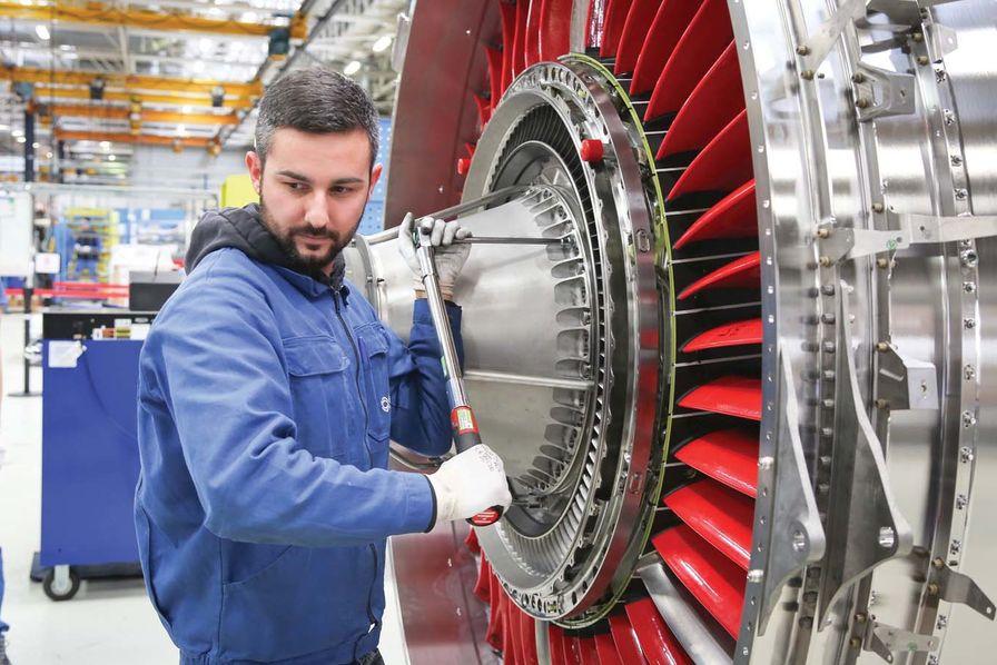 [Vidéo] Un turboréacteur Safran subit jusqu'à 10 heures de tests avant livraison