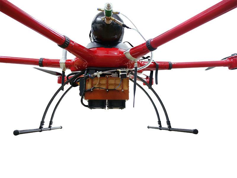 4 heures d'autonomie grâce à la pile à combustible – Air&Cosmos