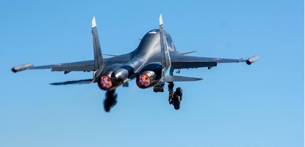Moscou retire la moitié de ses avions de Syrie – Air&Cosmos