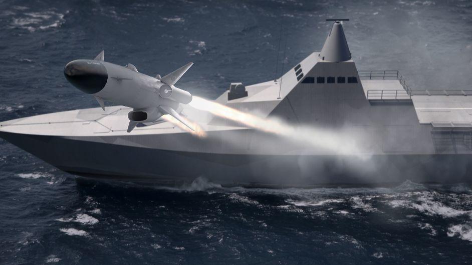 Saab va développer un nouveau missile anti navires – Air&Cosmos