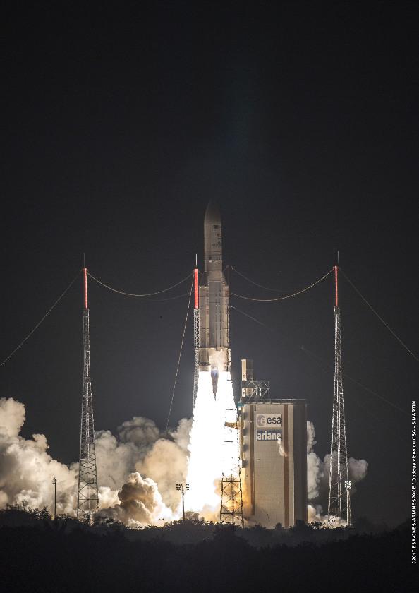 Ariane 5 est de retour – Air&Cosmos