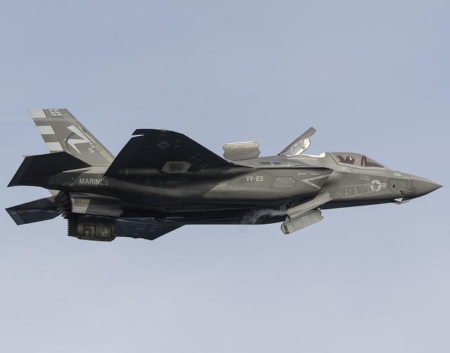 Bourget 2017 : Le F-35 viendra finalement au Salon – Air&Cosmos