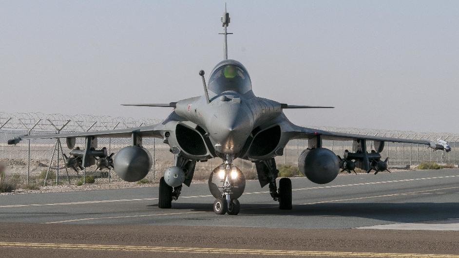 Découverte du détachement de chasse mixte de Chammal – Air&Cosmos