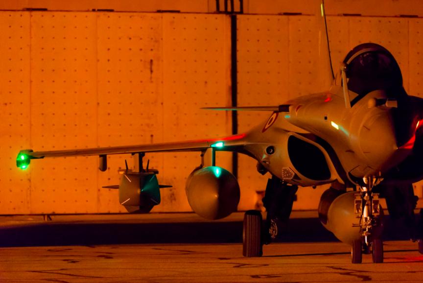 SCALP : Arme de choix pour Chammal – Air&Cosmos – Premier Site Francophone d'Actualité Aéronautique et Spatiale