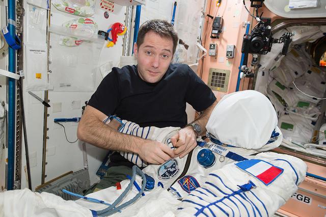 Thomas Pesquet rentre sur Terre le 2 juin – Air&Cosmos – Premier Site Francophone d'Actualité Aéronautique et Spatiale
