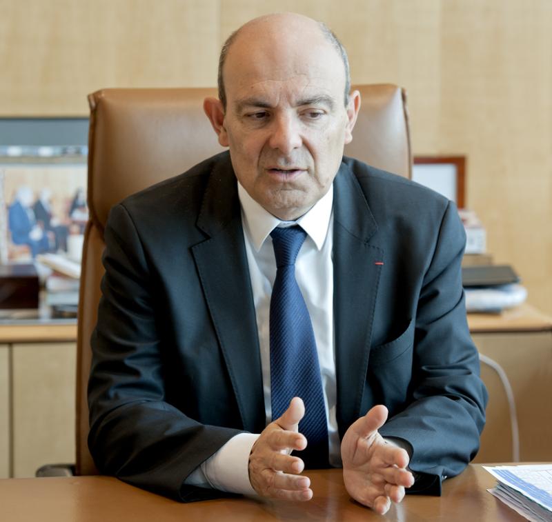 Eric Trappier devient président du Gifas