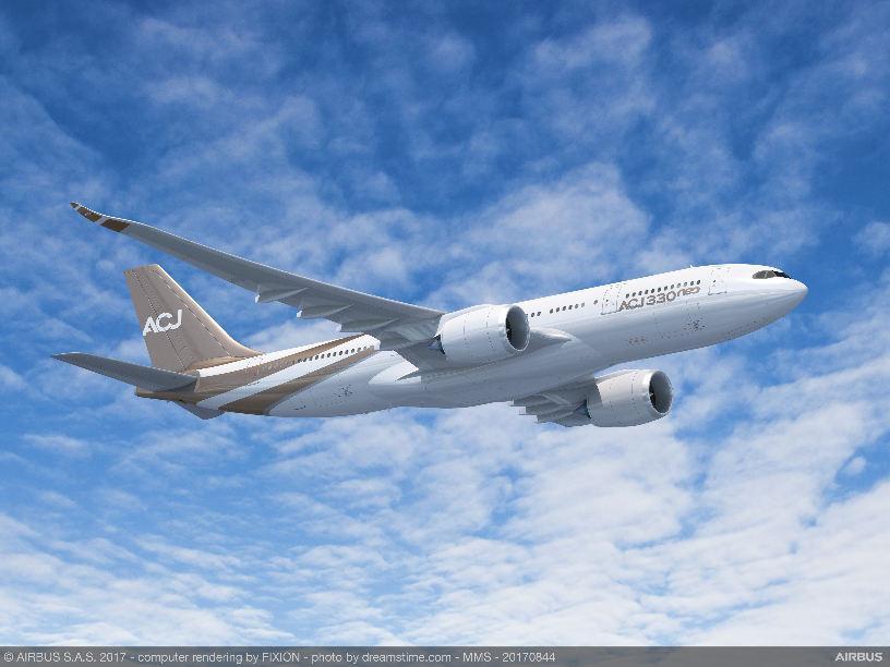Airbus lance une version «corporate jet» de l'A330neo – Air&Cosmos – Premier Site Francophone d'Actualité Aéronautique et Spatiale