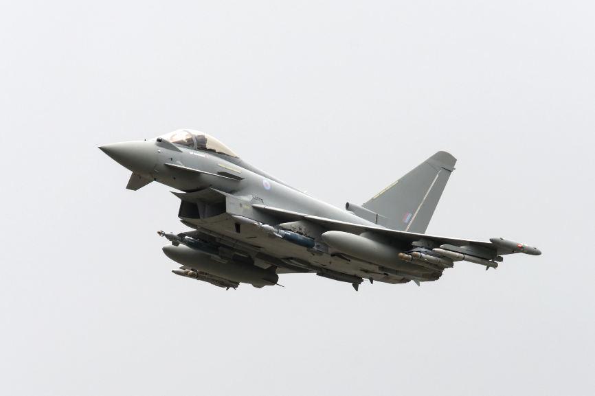 Eurofighter fait les yeux doux à la Belgique – Air&Cosmos – Premier Site Francophone d'Actualité Aéronautique et Spatiale
