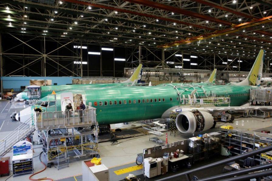 Boeing reporte la livraison du troisième 737 MAX