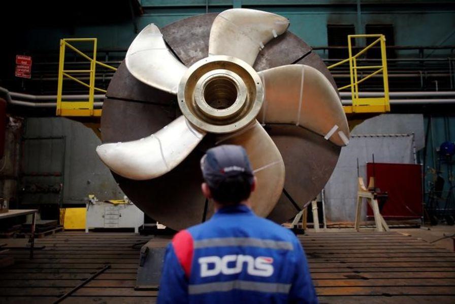 DCNS confie à Veolia la déconstruction de sous-marins nucléaires pour 40 millions d'euros