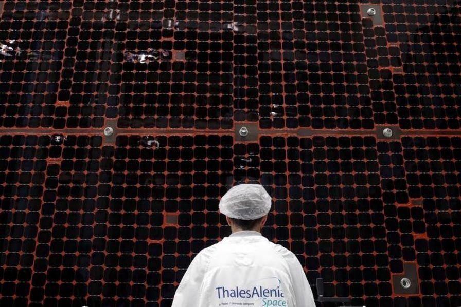 Thales Alenia Space remporte un contrat de 130 millions de dollars avec Inmarsat
