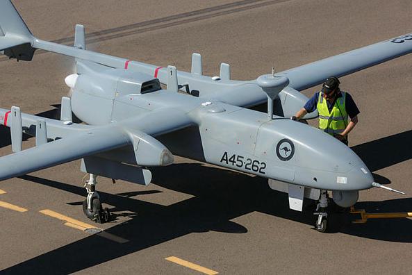L'Australie a retiré du service ses drones Heron – Air&Cosmos