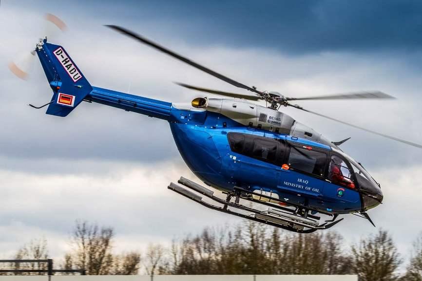 Hélicoptères : Bell et Sikorsky à la peine – Air&Cosmos