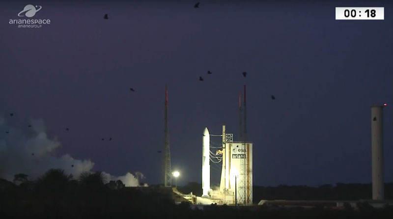 La mission VA 239 d'Arianespace repoussée à la fin septembre – Air&Cosmos
