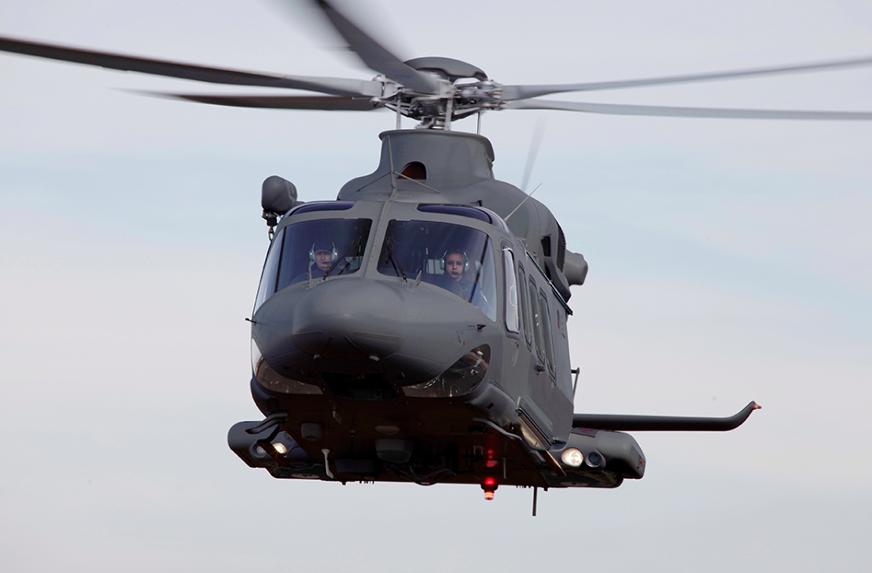 US Air Force : Boeing fait la promotion du MH-139