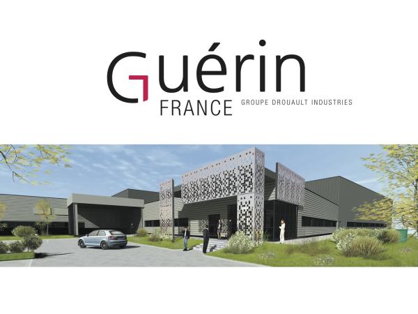 Filtres Guérin, membre de Normandie AeroEspace depuis 2007, inaugure sa nouvelle usine de production à Condé sur Vire