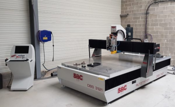 EMS : un centre d'usinage vient compléter son offre d'impression