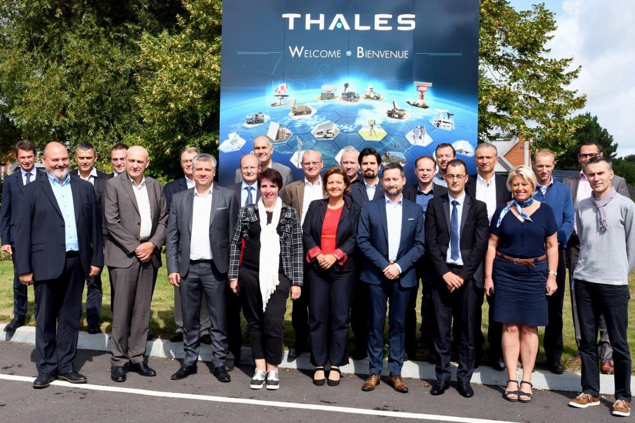 Normandie AeroEspace annonce la Phase 2 du Programme Gifas « Performances Industrielles »  destiné à l'amélioration de la performance globale des entreprises régionales