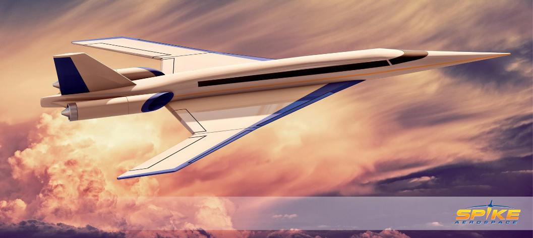 Spike va tester son premier démonstrateur supersonique SX-1.2