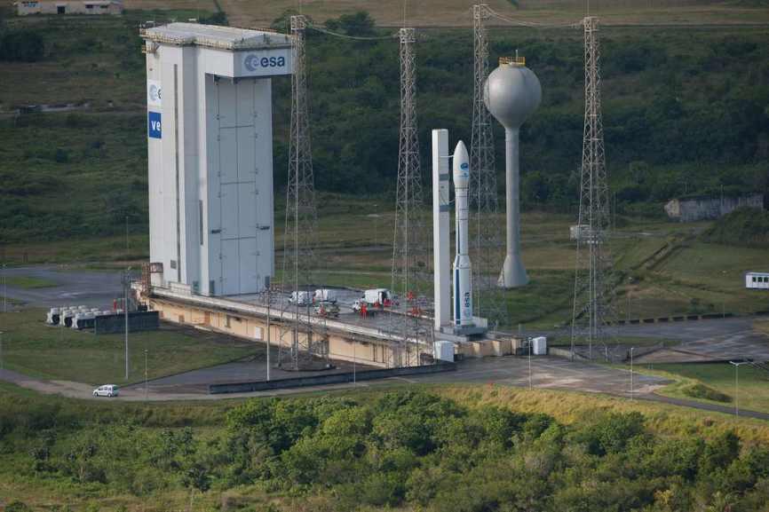 Un dixième contrat de lancement et un nouveau lot pour Vega