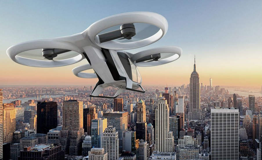 Airbus explores the future of urban air mobility in Shenzhen