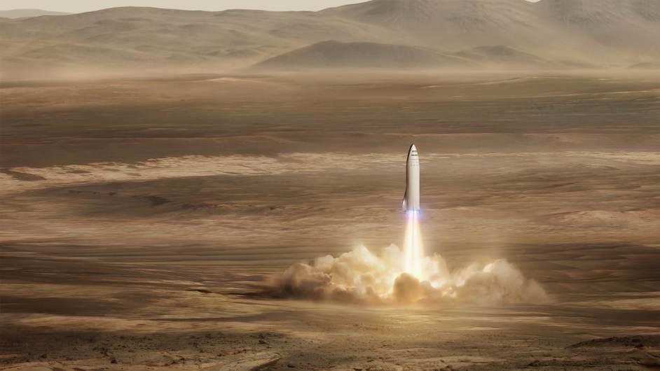Un super-lanceur pour Mars… mais pas seulement