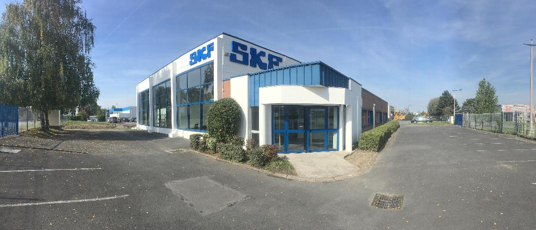 SKF inaugure son centre européen d'essais – Air&Cosmos