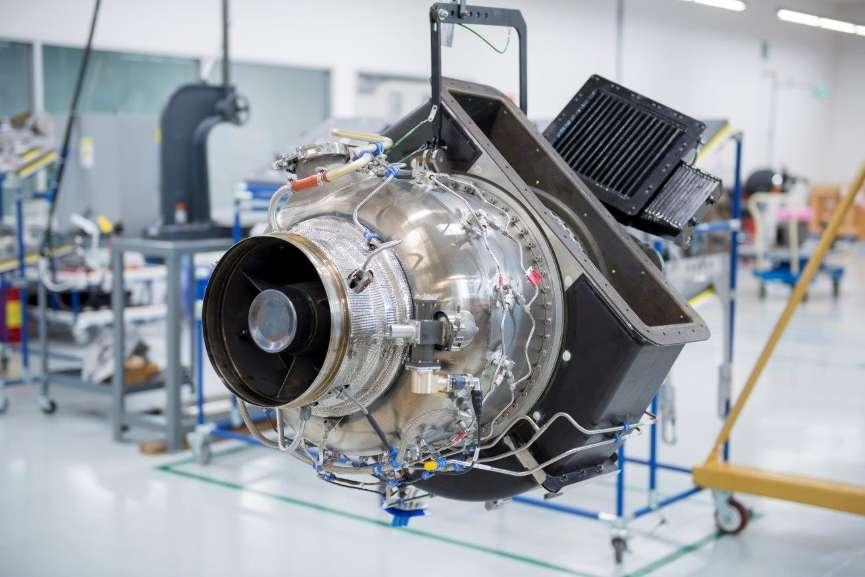 Certification imminente du nouvel APU de Safran – Air&Cosmos