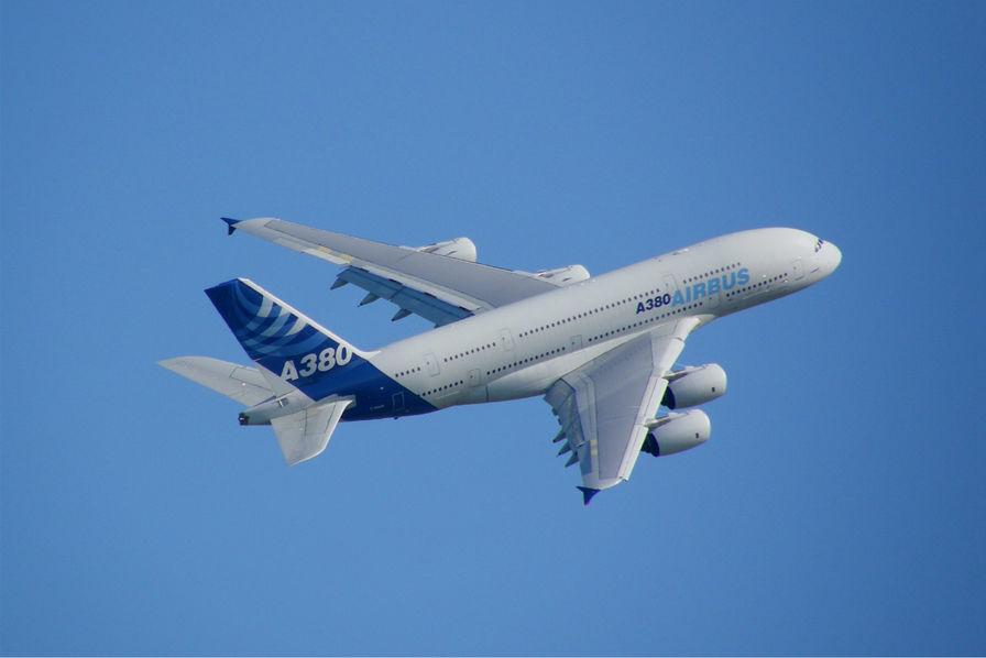 Atterrissage d'urgence pour un Airbus A380 d'Air France