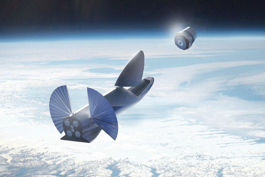 Trois choses à retenir sur le projet BFR dévoilé par Elon Musk