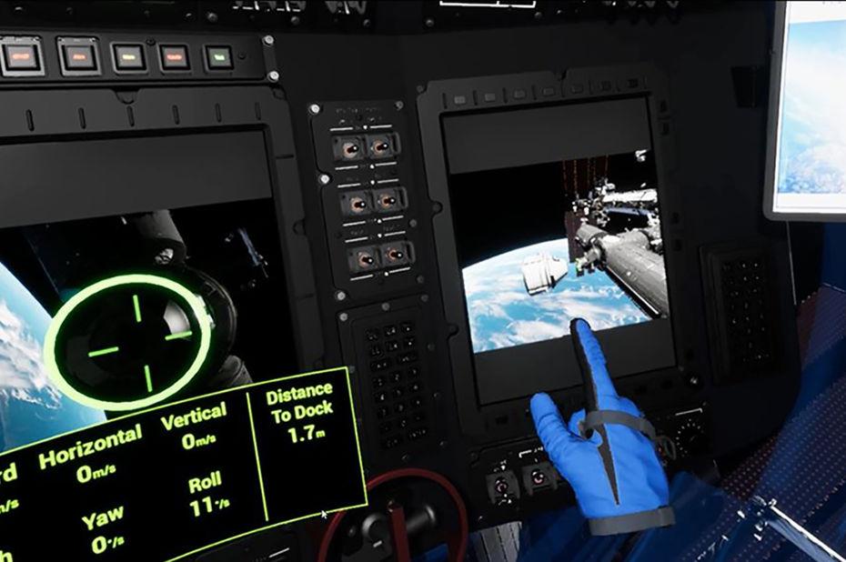 Boeing utilise la réalité virtuelle pour former les astronautes à piloter sa capsule Starliner