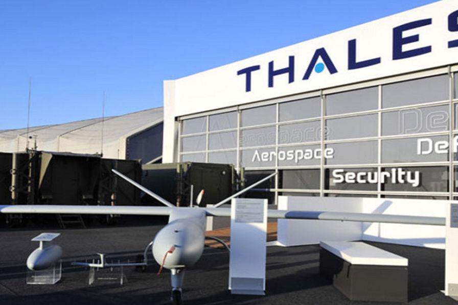 Thalès confirme ses objectifs pour 2017 malgré un chiffre d'affaires en baisse