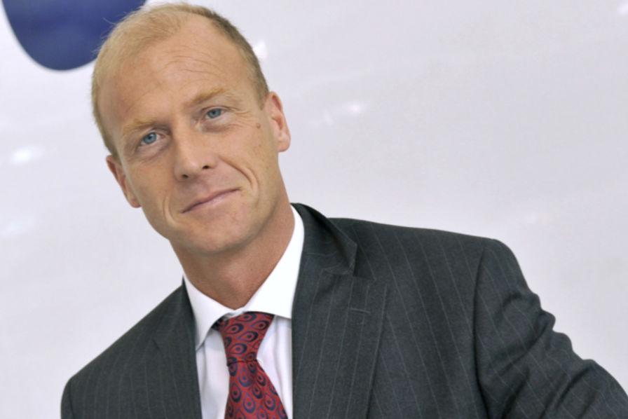 Tom Enders, le big boss d'Airbus, est assis sur un siège éjectable
