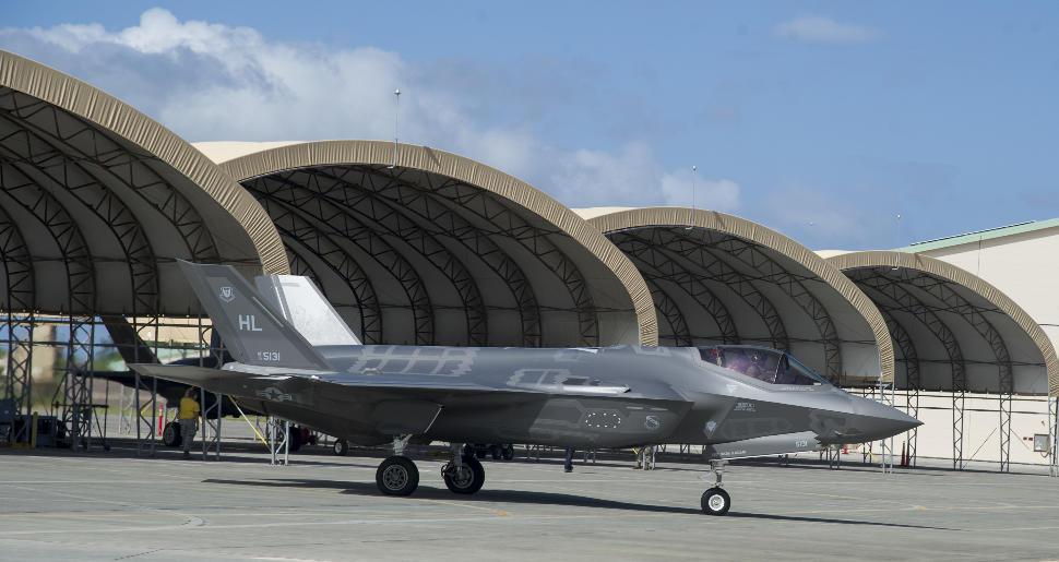 Corrosion sur les F-35, les livraisons interrompues pendant un mois