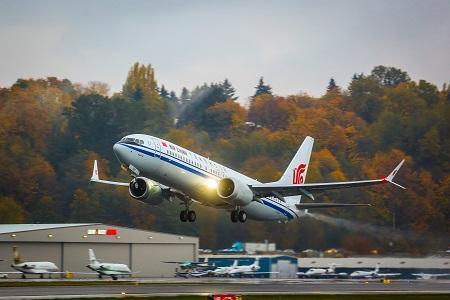 La Chine signe pour 300 Boeing