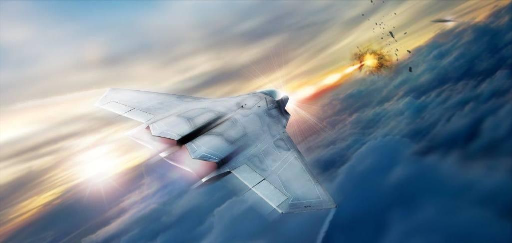 Lockheed Martin va développer un laser pour les chasseurs