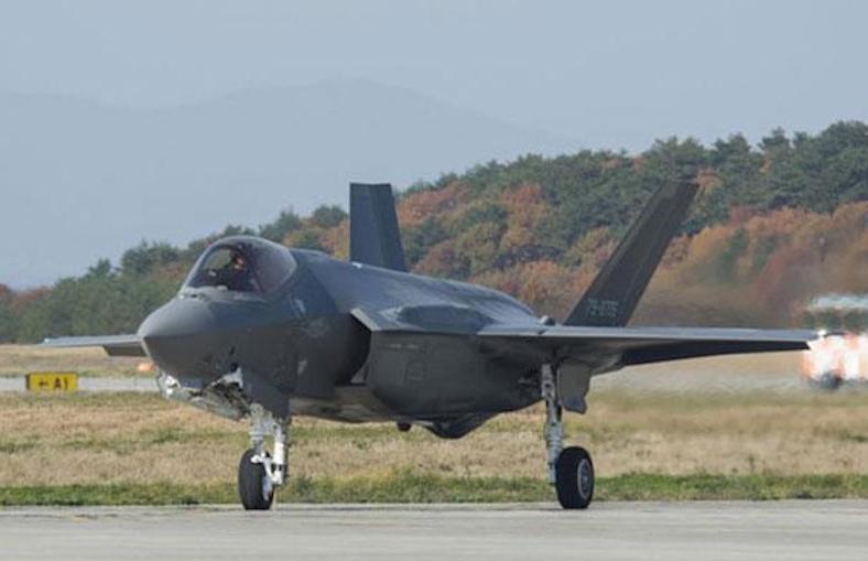 Le premier F-35B produit au Japon vole – Air&Cosmos