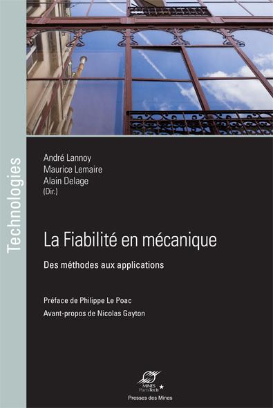 Un nouvel ouvrage sur la fiabilité