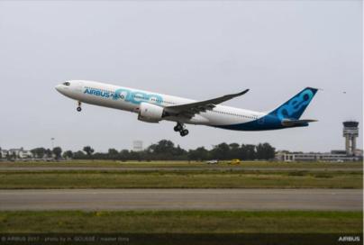 Safran Nacelles : nominations et premier vol pour l'A330neo équipé de nacelles Safran