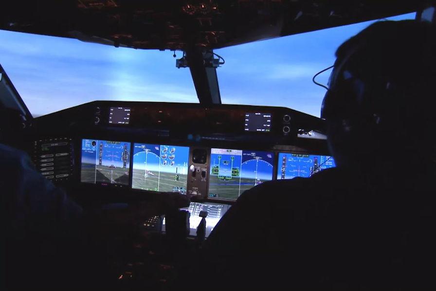[Vidéo] Comment Boeing entraîne les pilotes grâce à la Nasa