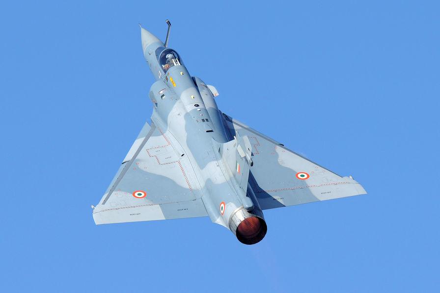 Dassault Aviation et Thales vont moderniser les Mirage 2000 des Émirats arabes unis