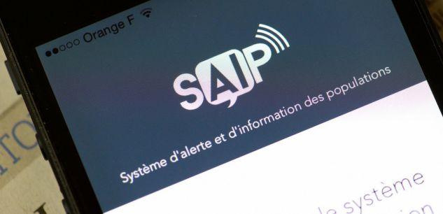 Un exercice attentat fait bugger SAIP, le système d'alerte du gouvernement