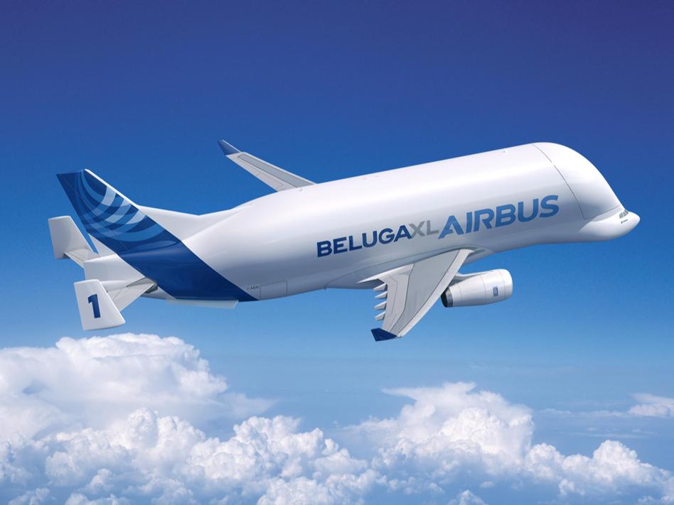Safran livre les harnais électriques du premier BelugaXL – Air&Cosmos