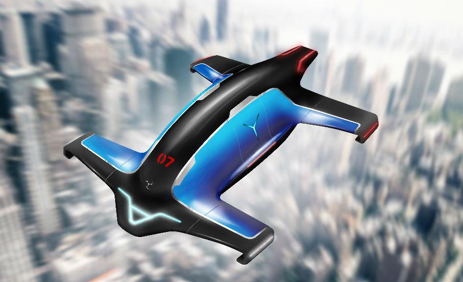 Véhicule autonome : l'innovation par Skylys Aircraft