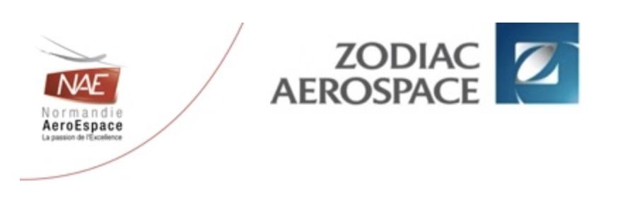 Les technologies du futur au sein de la filière aéronautique normande : NAE annonce 2 nouveaux projets R&D portés par Zodiac Aerosafety Systems
