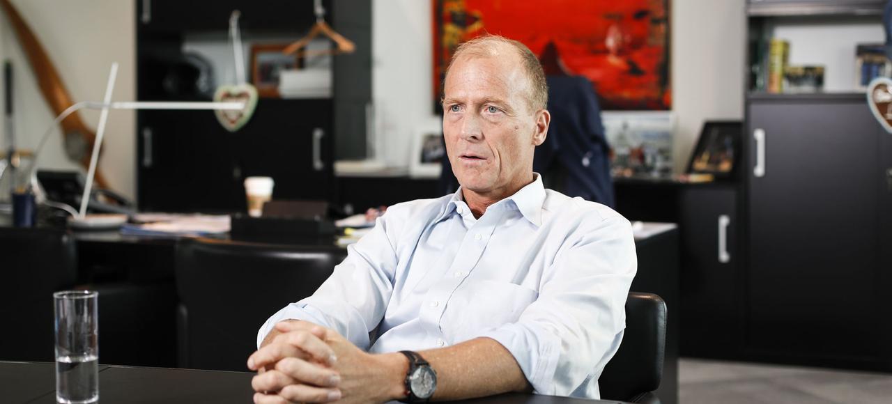 Tom Enders a décidé de quitter la direction d'Airbus