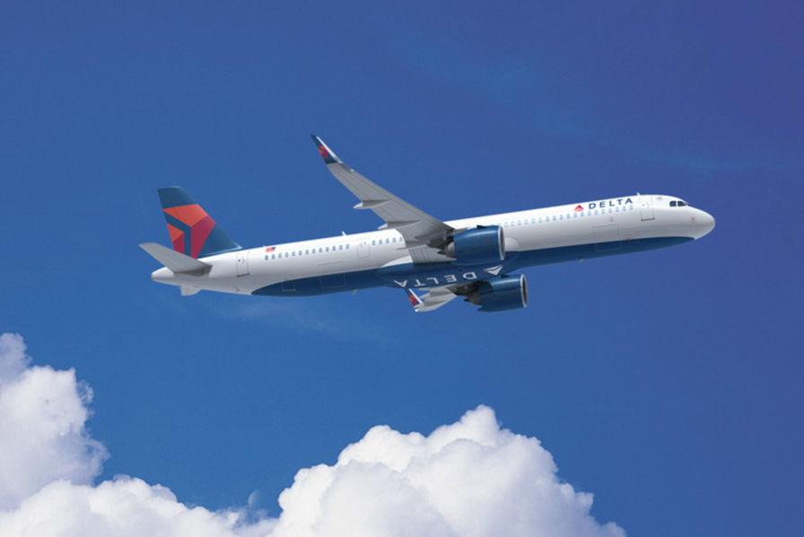 Delta Air Lines commande 100 Airbus A321neo et pose une option sur 100 autres