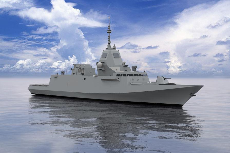 Le Canada refuse d'étudier l'offre commune de Fincantieri et Naval Group